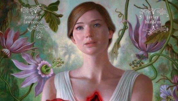 Jennifer Lawrence no la pasa bien en el primer teaser de 'mother!' (Paramount Pictures)