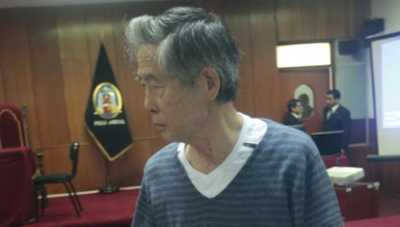Alberto Fujimori. (César Fajardo)