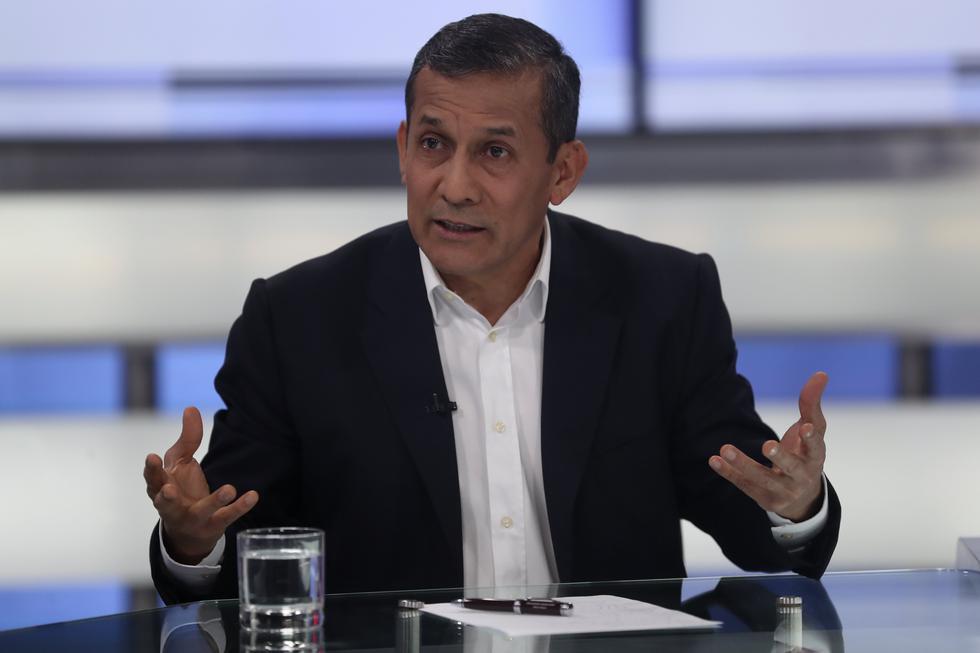 Humala acusa a Comisión Madre Mía de querer presionar a fiscalía. (Geraldo Caso/Perú21)
