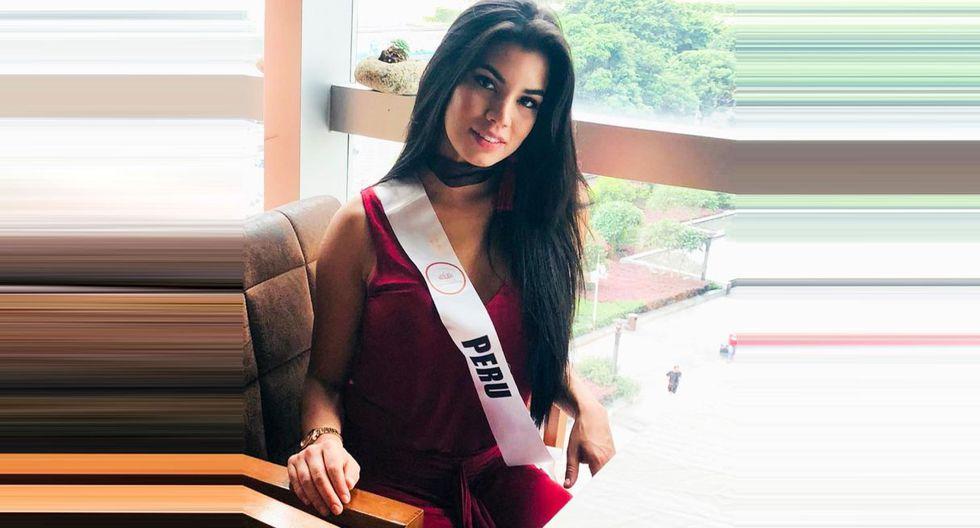 La modelo Samantha Batallanos es la cuarta candidata al Miss Perú 2019, que se realizará el próximo 26 de setiembre. (Foto: @labatallanos)