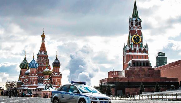 Crisis. Tensión entre Rusia y el Reino Unido de nunca acabar. (USI)