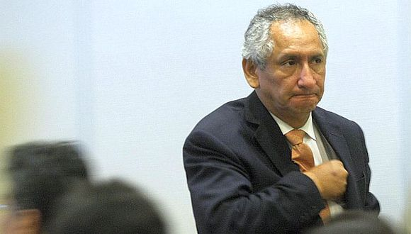 Cornejo afronta acusación constitucional en el Congreso por el caso Helios. (USI)