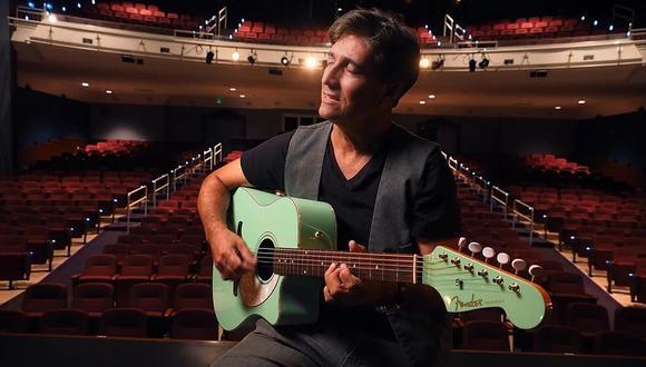Guillermo Dávila envía emotivo mensaje a fans peruanos previo a su concierto en junio. (Foto: Difusión)