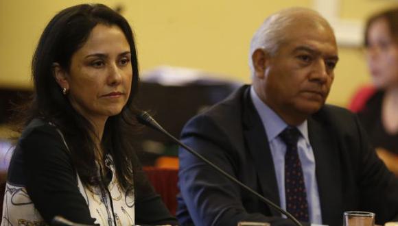 Pedraza precisó que seguirá siendo el abogado de Nadine Heredia en los demás procesos que le sigue el Ministerio Público. (Foto: GEC)