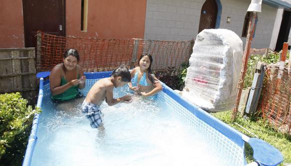 China se ubicó como el principal proveedor de estos productos, al exportar al Perú 37,232 piscinas de uso doméstico. (Foto: GEC)