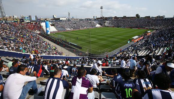 Alianza Lima y River Plate iniciarán este miércoles su participación en la Copa. (Foto: GEC)