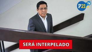 Pleno aprobó interpelar a ministro Vicente Zeballos