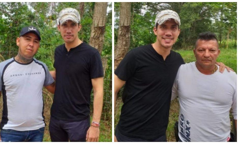 """Guaidó dijo en una entrevista con la emisora colombiana Blu Radio que """"era difícil saber quién me pedía fotos"""". (Foto: Twitter)"""
