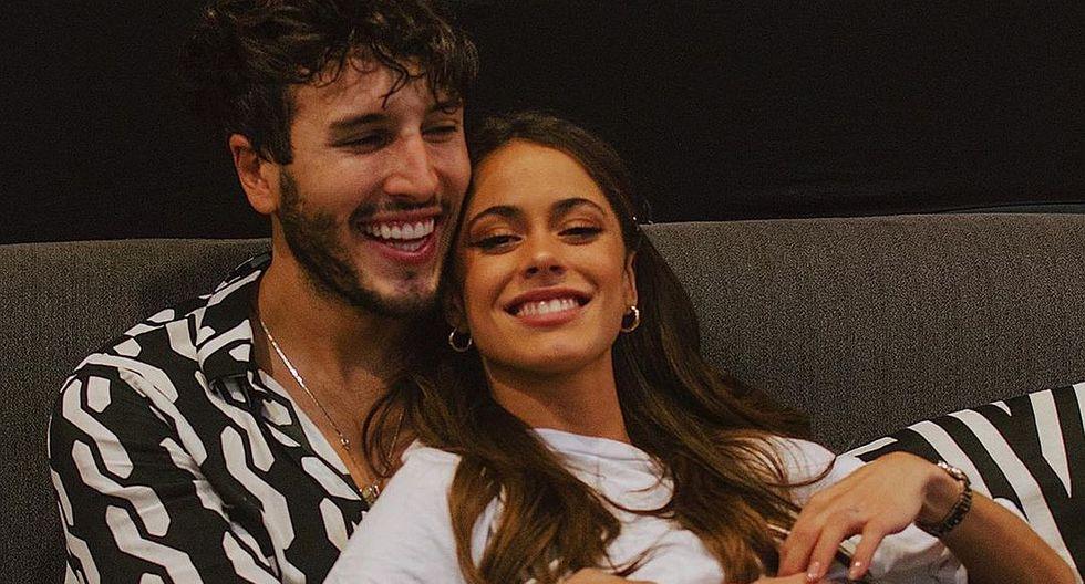 Sebastián Yatra y Tini Stoessel empezarán a grabar su serie para Disney+. (Foto: Instagram)