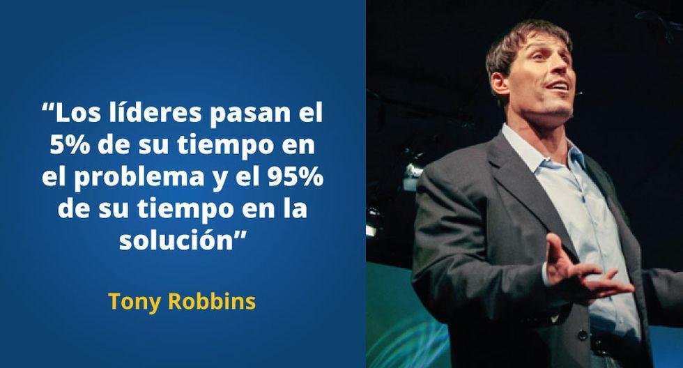 Quien Es Tony Robbins El Orador Motivacional Que Salvó A