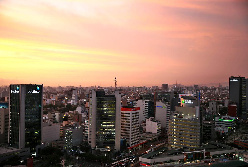 Las proyecciones de siete economistas locales y extranjeros consultados por Reuters fluctuaron entre una expansión de un 0% y un 1,3%.(Foto: GEC)