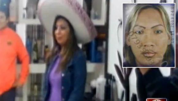 El cuerpo de la víctima fue llevado a la Morgue de Lima. (Captura de TV)