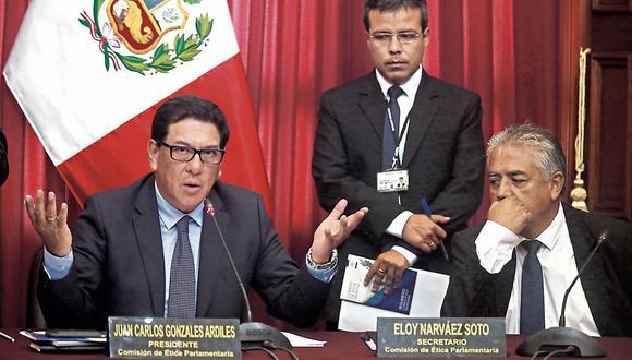 Pendiente. No se sabe quién será el reemplazo de Juan Carlos Gonzales. (USI)