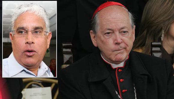 """Cipriani pidió que no se construya """"sobre mentiras y mentiras"""". (Luis Gonzales/USI)"""