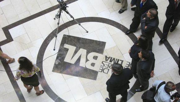 Plaza de Lima retrocedió 1.81%. (USI)
