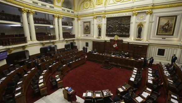 El Congreso regresó a la comisión de Economía y Producción, el Proyecto de Ley que busca que las cooperativas sean reguladas por la SBS. (Luis Centurión/Perú 21)
