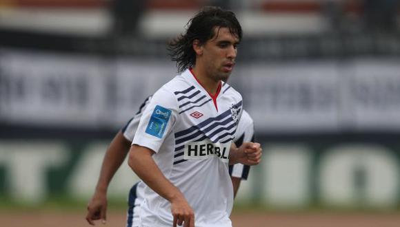 Juan DIego Gutiérrez desea jugar por Universitario. (Perú21)