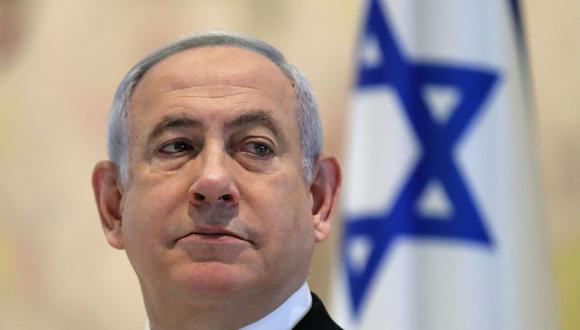 Israel: Benjamín Netanyahu enfrenta a la justicia por tres casos de corrupción. (AFP / POOL / ABIR SULTAN)