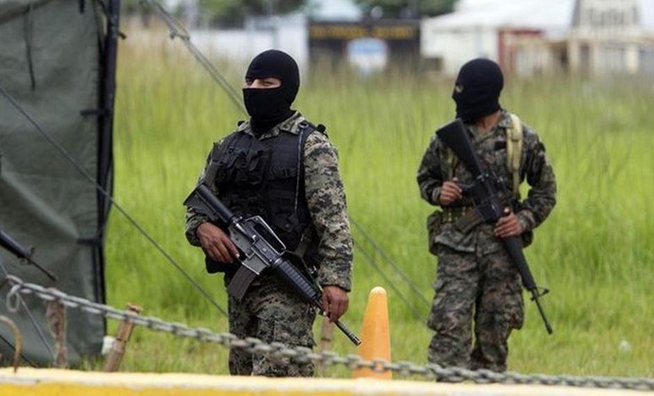 Las autoridades de Honduras han decomisado más de 2,5 toneladas de drogas en el primer semestre de 2018. | Foto: EFE / Referencial