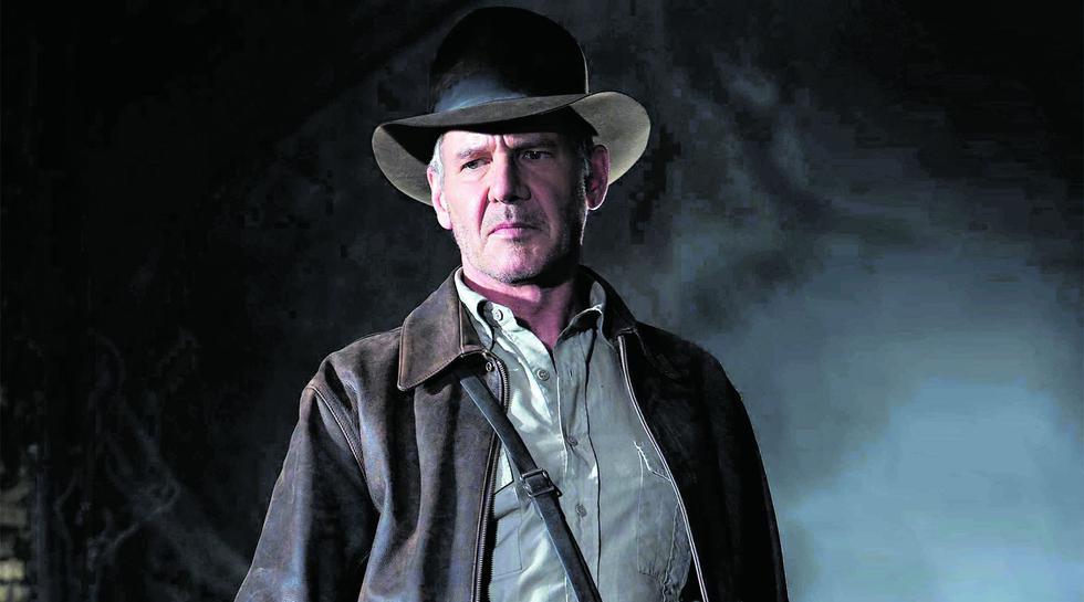 Harrison Ford le dice adiós a 'Indiana Jones'. (USI)
