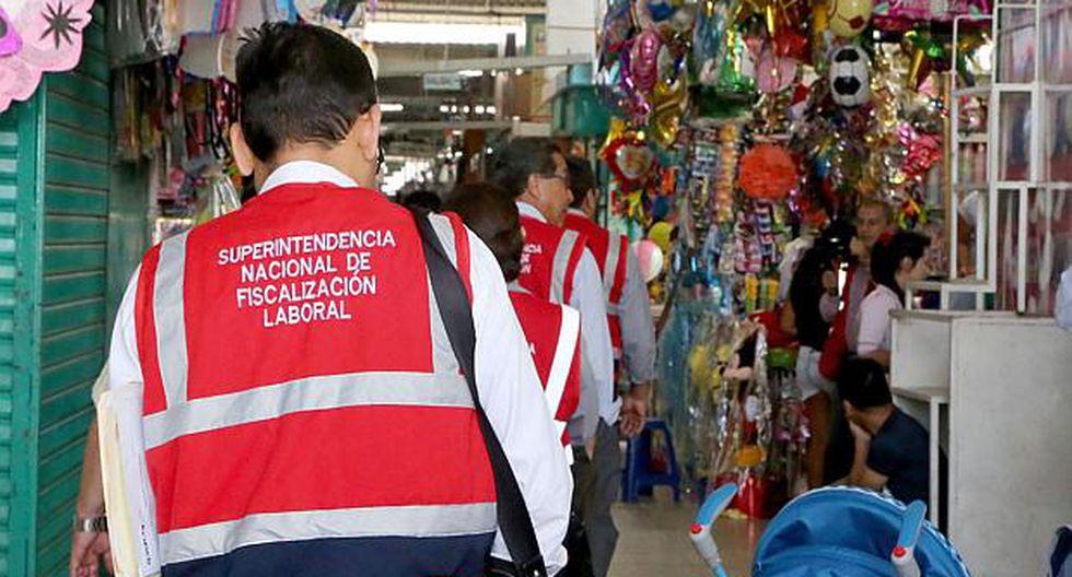 La Sunafil logró que se formalicen a 2,309 trabajadores en Lima Metropolitana en los últimos dos meses. (Foto: USI)