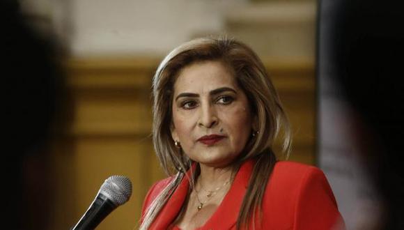 Maritza García (USI)