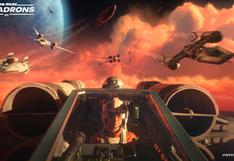 'Star Wars: Squadrons' ha culminado su desarrollo [VIDEO]