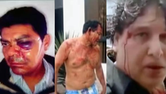 Alcalde de Punta Negra tiene siete denuncias en total por agresiones contra vecinos. (Panorama / Capturas)