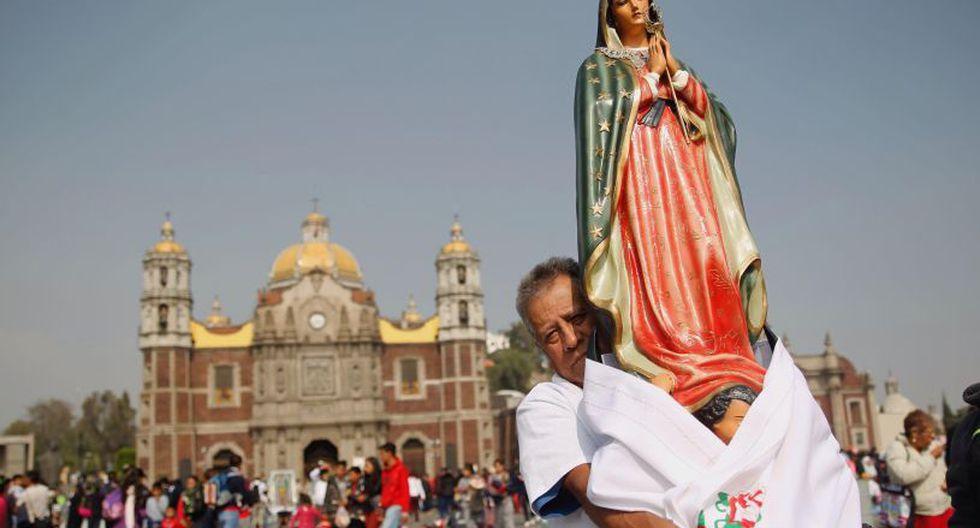La Basílica de Guadalupe fue erigida en el cerro del Tepeyac, donde en tiempos prehispánicos se localizaba un recinto para rezos dedicados a la diosa Tonantzin. (Foto: EFE)