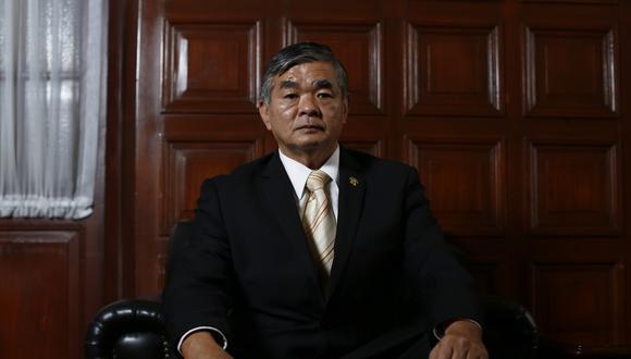Marco Miyashiro es el nuevo presidente de la Comisión de Fiscalización.