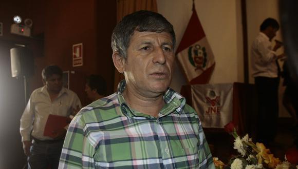 José Ramos Carrera guardó silencio ante la Fiscalía. (Miguel Idme)