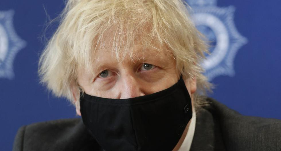 Imagen del primer ministro británico Boris Johnson. (Foto: Alastair Grant / POOL / AFP).