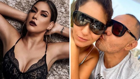 Tilsa Lozano y Jackson Mora siempre se muestran bastante divertidos en redes sociales. (Foto: Instagram / @tilsa_lozano)