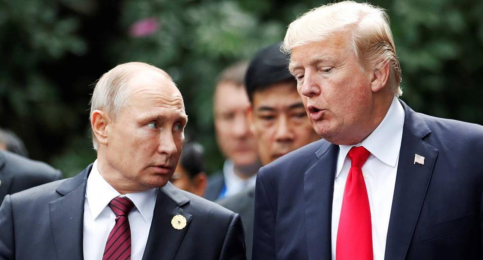 Ministerio de Exteriores ruso expresó su extrañeza ante sanciones y señaló que no veía relación alguna entre las empresas sancionadas y la supuesta injerencia en elecciones de EEUU. (Foto: EFE)