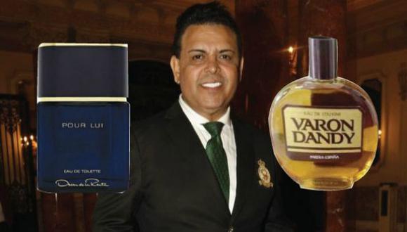 Polémico artista aseguró que aún no encuentra su perfume de la línea Óscar de la Renta. (Foto: Composición)
