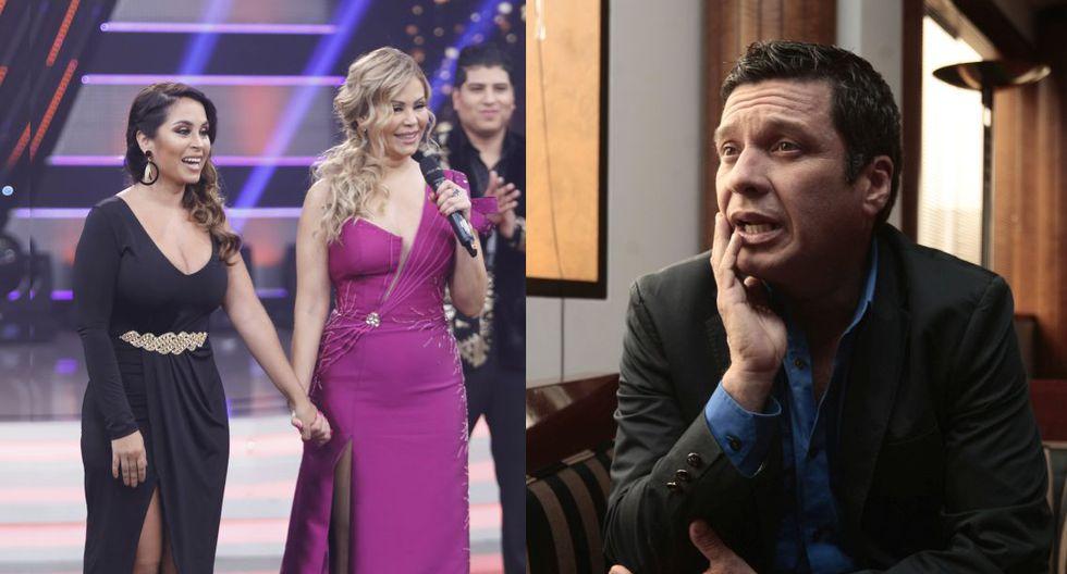 "Hija de Gisela Valcárcel siente ""decepción"" de Lucho Cáceres por no apoyar a Stephanie Valenzuela. (GEC)"