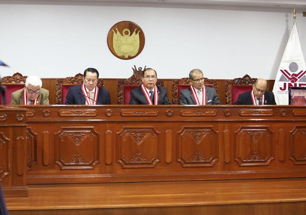 Jurado Nacional de Elecciones busca garantizar la atención (Twitter JNE)