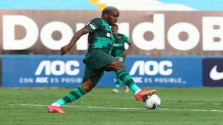 Jefferson Farfán completó su primer partido completo con Alianza Lima