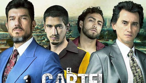 La serie es protagonizada por Juan Pablo Urrego, Sebastián Osorio, Gustavo Angarita Jr. y Carlos Manuel Vesga (Foto: Juan Pablo Urrego / Instagram)