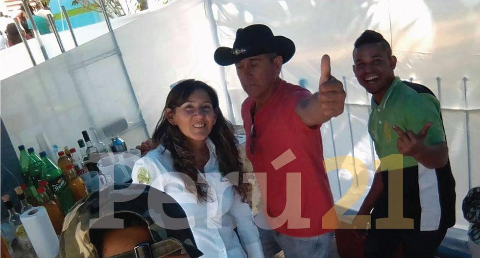 Extranjeros  presuntos responsables del asesinato de esposos en Arequipa. (Facebook)