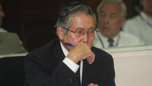 A LA ESPERA. Fujimori bajó veinte kilos de peso, según su médico. (Perú21)