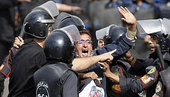 La población exige a la cúpula militar dejar el poder cuanto antes. (Reuters)