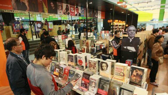 Feria del Libro Ricardo Palma inicia este 21 de octubre.