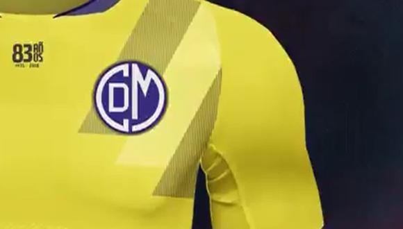 Deportivo Municipal presentó camiseta especial por los 83 años del club. (Facebook Walon Sports)