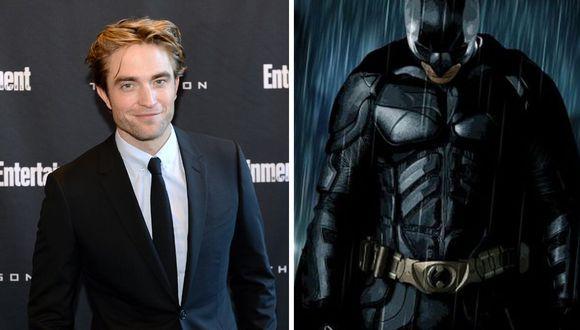 """""""The Batman"""", con Robert Pattinson como protagonista, empezó su rodaje. (Foto: AFP)"""