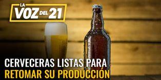 Cerveceros artesanales listos para retomar su producción