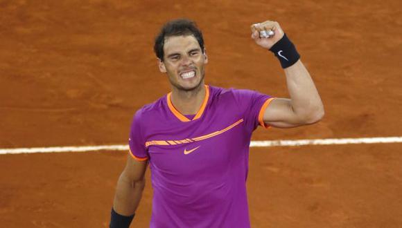 Roland Garros: Rafael Nadal y Novak Djokovic en cuartos de final. (EFE)