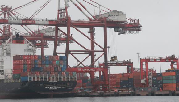 El índice de volumen de las importaciones aumentó 3.2%, según el BCR. (Foto: GEC)