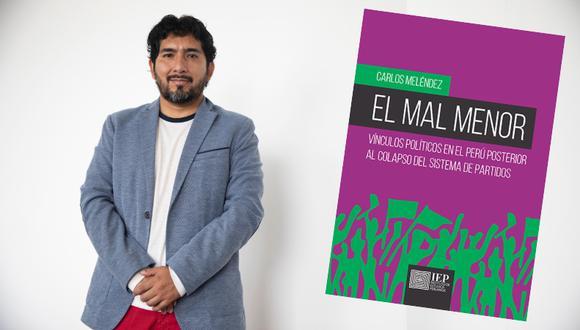 """. """"El principal problema del país no son los anti, porque estos están politizados, sino aquellos que no tienen ninguna identidad"""", nos dice el Meléndez. (Perú21/ José Rojas)"""
