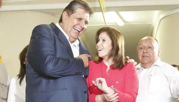 Lourdes Flores Nano: 'El primer gobierno de Alan García fue un mal gobierno'. (Percy Ramírez)